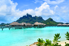 Top Ten Exotic Destinations - Tahiti