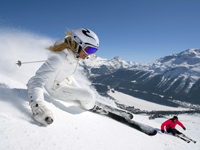 Top Ten Winter Destinations - Ski destinations