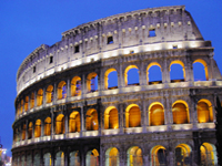 Colosseum Rome Italy - Europe travel