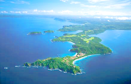 Costa Rica travel information - Four Seasons Aerial