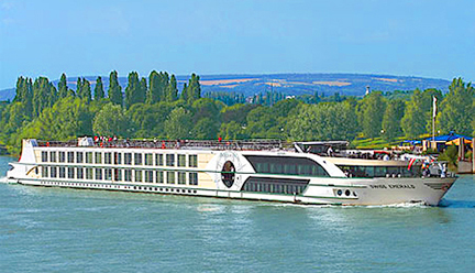 Germany Travel  - River Boat Tour