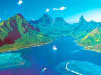 Tahiti travel information - Moorea