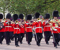 Royal Guards England Great Britain - Europe travel