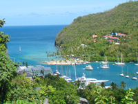 Top Ten Island Destinations - St Lucia