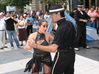 Argentina Tango Dancers - South America travel