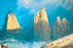 Patagonia Chile South America travel information