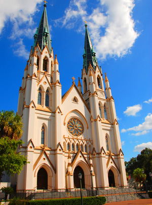 Savannah Cathedral of St John