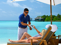 Top Ten Romantic Destinations - Maldives