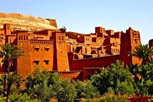Morocco Travel ancient city