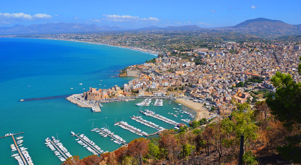 Taormina Sicily Italy travel information