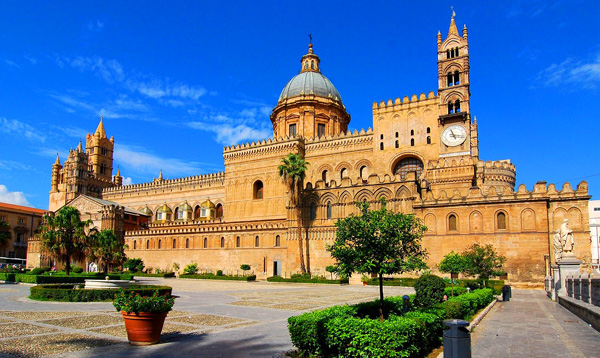 Palermo Sicily Italy travel information
