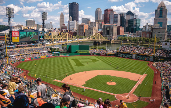 Pennsylvania travel information Pittsburgh Sports