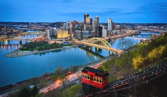 Pennsylvania travel information Pittsburgh