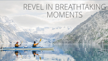 The Travel Magazine - Revel in Breathtaking Moments