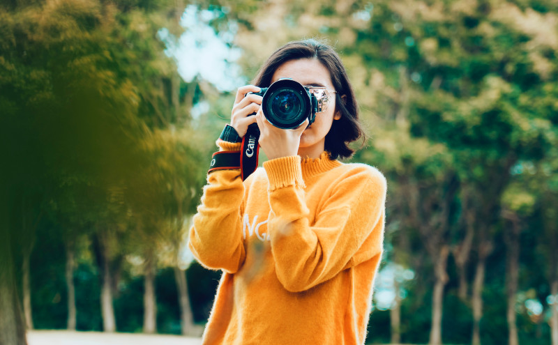 Top Ten Travel Trends - cameras