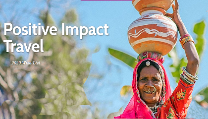 The Travel Magazine - Positive Impact Travel
