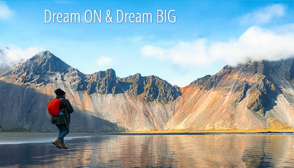 The Travel Magazine - Dream On Dream Big