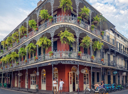 USA travel - New Orleans