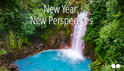 Travel Magazine - New Year New Perspectives