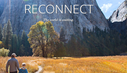 Reconnect The World is Waiting