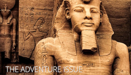 The Adventure Issue